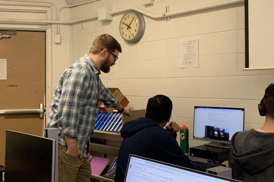 Mr. Plantt computer lab