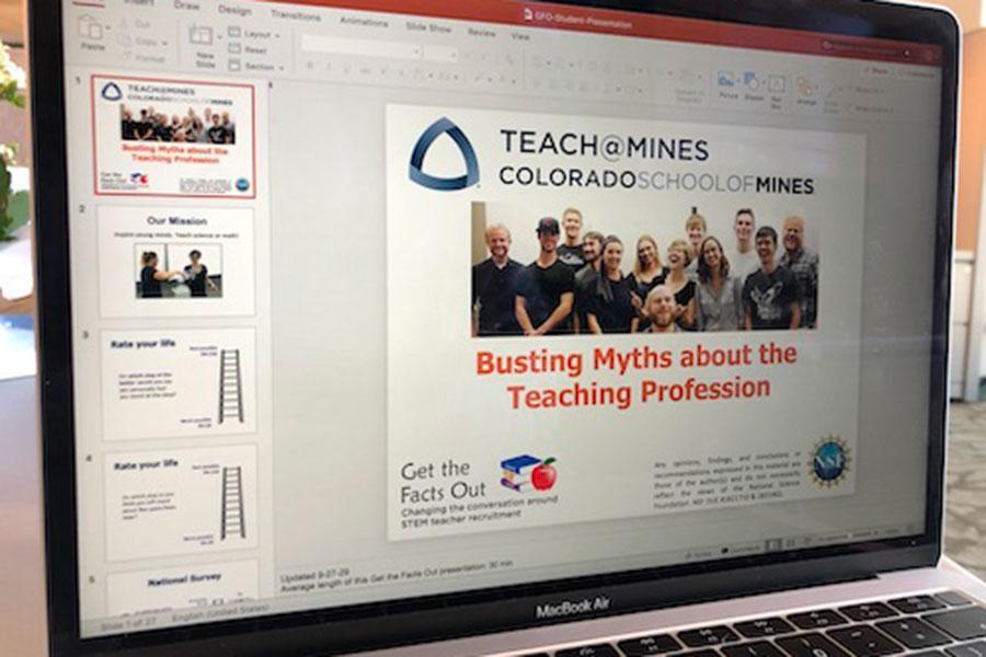 presentation for students